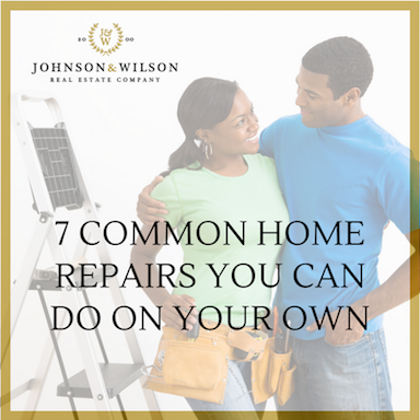 7 Common Home Repairs You Can Do On Your Own