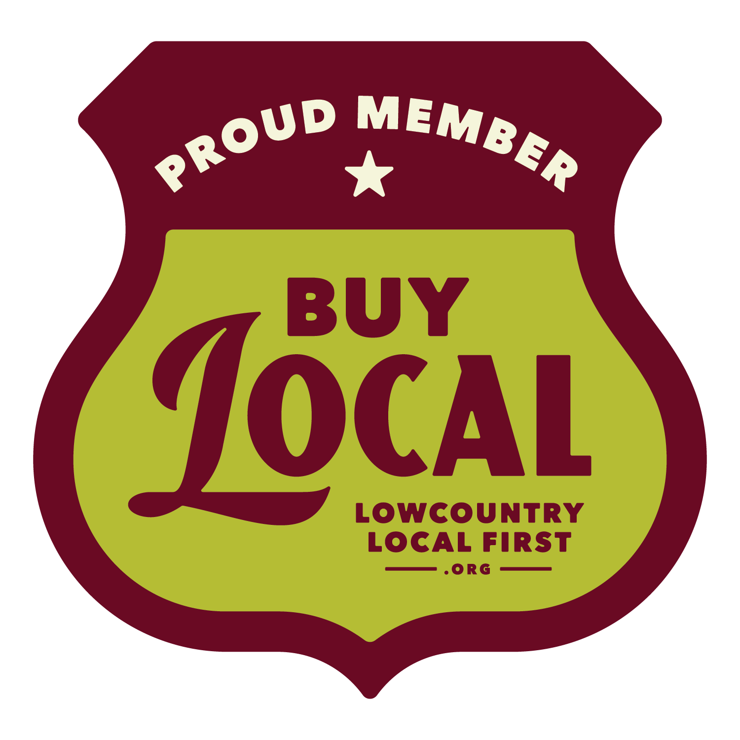 Lowcountry Local First Badge